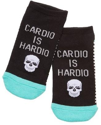 Hot Sox Cardio Is Hardio No-Show Socks