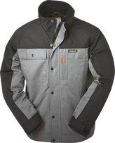 Caterpillar Men's Insulated Twill Jacket, Grey