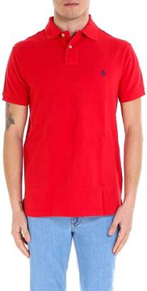 Polo Ralph Lauren Classic Embroidered Logo Polo Shirt