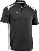 Under Armour Mens Performance Colorblock Polo
