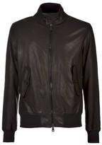 Orciani Nappa Leather Jacket