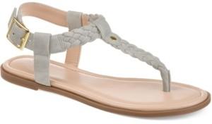 Journee Collection Women's Genevive Sandals Women's Shoes