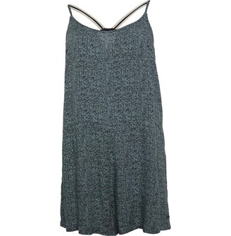 Animal Womens Woven Playsuit Mint Green