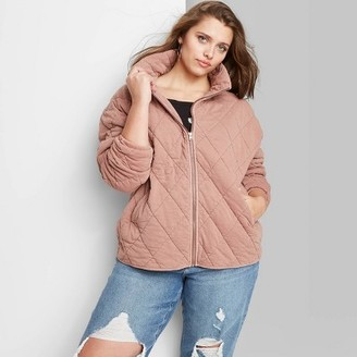 Women's Quilted Jacket - Wild FableTM