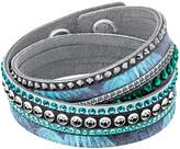Swarovski Slake Print Bracelet, Multi-colored
