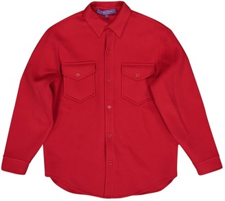Ralph Lauren Red Cashmere Top for Women