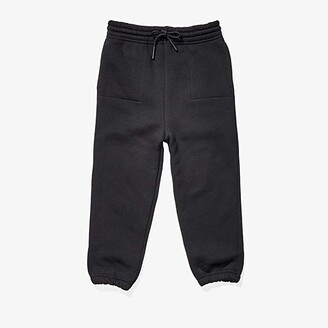 BURBERRY KIDS Luther Pants (Little Kids/Big Kids) (Black) Boy's Casual Pants