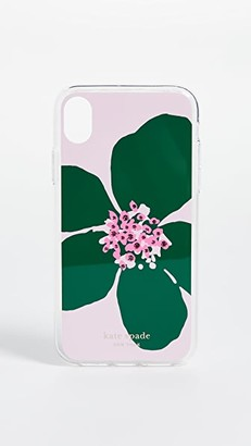 Kate Spade Jeweled Grand Flora iPhone Case