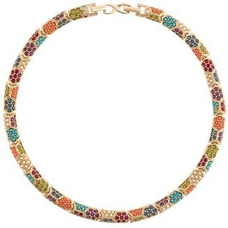 Susan Caplan Vintage D'Orlan crystal necklace