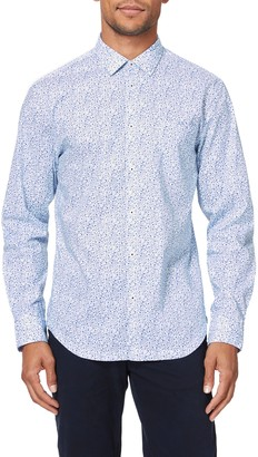 Good Man Brand On Point Slim Fit Button-Up Shirt