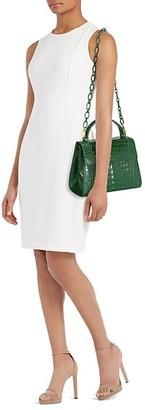 Nancy Gonzalez Large Lexi Crocodile Top Handle Bag