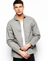 G-Star Marc Newson G Star Marc Newson Worker Jacket Yard Raw Denim