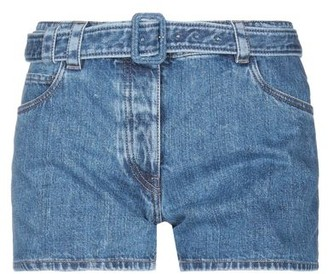 Prada Denim shorts