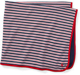 Ralph Lauren Boy Striped Cotton Blanket