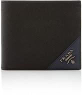 Prada Leather 8cc Colorblock Wallet