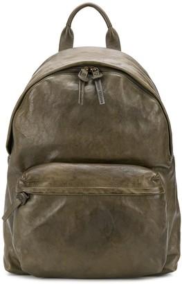 Officine Creative Double Zip Backpack