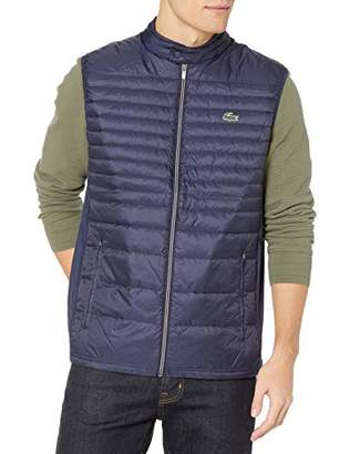 Lacoste Men's Sport Padded Golf Vest