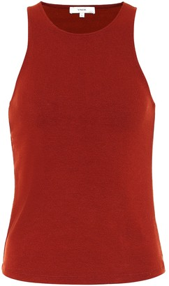 Vince Stretch-jersey tank top