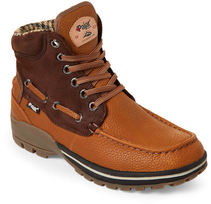 Pajar Honey Brown Brent Waterproof Boots