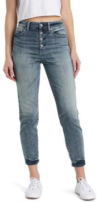 DAZE The Original High Waist Ankle Straight Leg Jeans