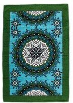 Frette Mosaico Bath Sheet w/ Tags