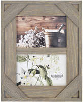 """New View Farmhouse 2-Opening 4"""" x 6"""" Collage Frame"""