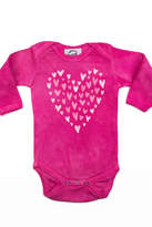 LizzyLoo Designs Tiny Hearts Onesie