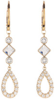 Swarovski Arachide Crystal Dangle Earrings