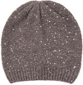 Oasis Sequin Knit Beanie