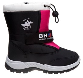 Beverly Hills Polo Club Toddler Girls and Boys Tall Boots