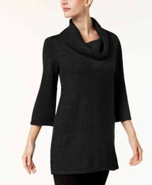 Karen Scott Cowlneck Tunic, Created for Macy's
