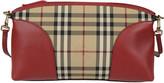 Burberry Haymarket' Print Shoulder Bag