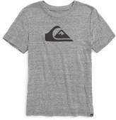 Quiksilver Boy's Logo T-Shirt