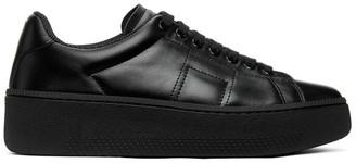 Maison Margiela Black Game Set Match Sneakers