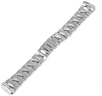 Philip Stein Teslar 1-SS3 18mm Stainless Steel Silver Watch Bracelet