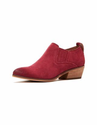 Frye Women's Rubie Western Slip On Ankle Boot
