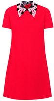 Miu Miu Lace-trimmed dress