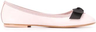 Anna Baiguera Bow Detal Ballerina Shoes