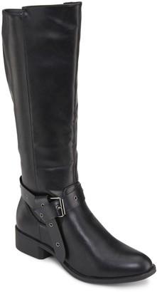 OLIVIA MILLER Runaway Train Women's Tall Boots