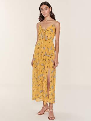 ASTR the Label Bette Floral Maxi Dress