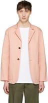Acne Studios Pink Manou Salt Blazer