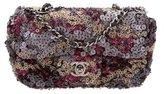 Chanel Sequin Classic Mini Flap Bag