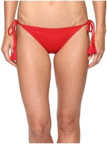 MICHAEL Michael Kors Villa Del Mar Euro String Bikini Bottom Women's Swimwear