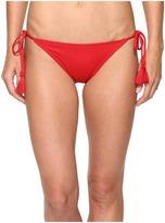MICHAEL Michael Kors Villa Del Mar Euro String Bikini Bottom