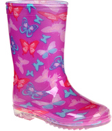 Jelly Beans Pink Urbansion Rain Boot