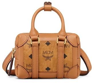 MCM Soft Berlin Leather Crossbody Bag
