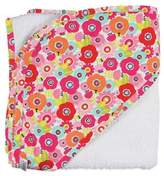 iotababy! 2-Piece Hooded Towel & Washcloth Set in Cutie Pie