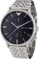 Giorgio Armani Emporio Men's Quartz Watch AR1648 AR1648 with Metal Strap