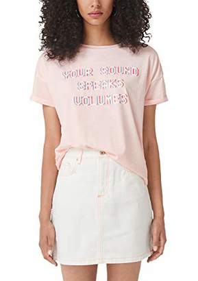 S'Oliver Q/S designed by Women's 2004833 T-Shirt,10 (Size: Small)