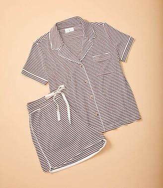 LOFT Lou & Grey Striped Softened Jersey Pajama Set